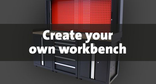 assemble your own workbench