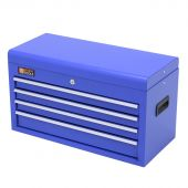 George Tools tool chest 4 drawer blue