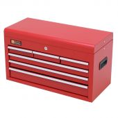 George Tools tool chest 6 drawers red