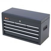 George Tools tool chest 6 drawers grey