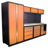Kraftmeister NextGen Halifax workstation Orange