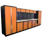 Kraftmeister NextGen Montreal workstation Orange