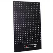 Kraftmeister back panel with power socket type F Standard black