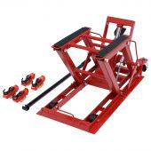 ATV Motorcycle Jack with 4 belts 400 kg