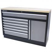 Kraftmeister tool cabinet XL Plywood Standard grey