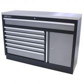 Kraftmeister tool cabinet XL Stainless Steel Standard grey