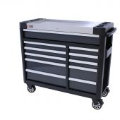 George Tools 11 drawer filled tool cabinet - Grey - 154pcs
